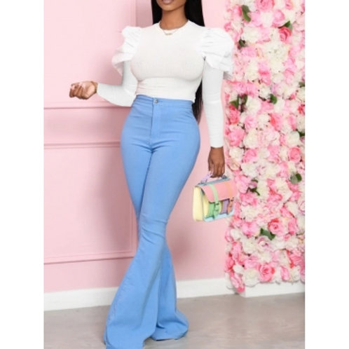 Let's Brunch Two Piece Pants Set