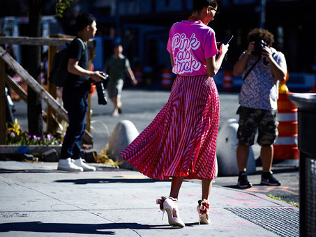 TREND REPORT: 5 Ways To Wear Pink This Season