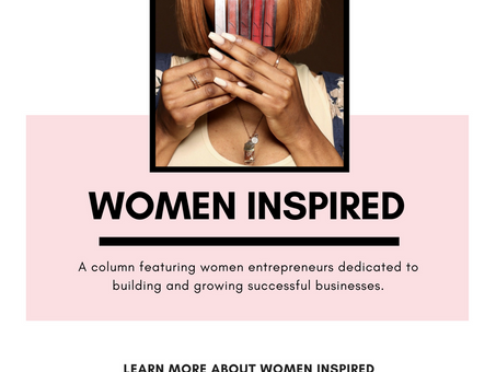 """WOMEN INSPIRED """"WE CAN DO IT ALL"""""""