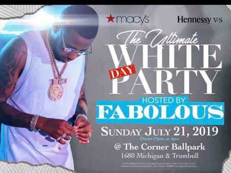 #TheULTIMATEWhiteParty GIVEAWAY