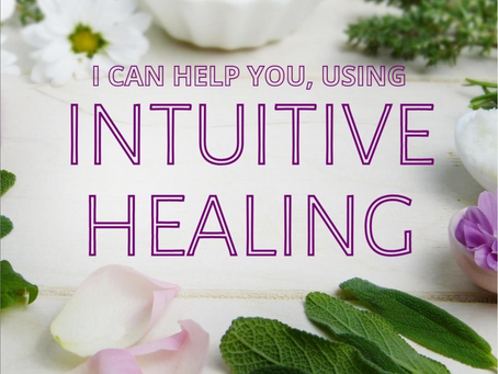 Feeling Stuck, a Little Bit Yuk? Intuitive Healing Can Bring Hope, Clarity and Direction.
