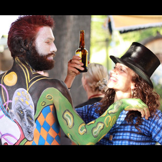 Psychedelic Circus: The Magician and th