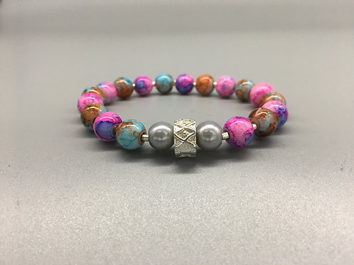 Marble Effect Bracelet