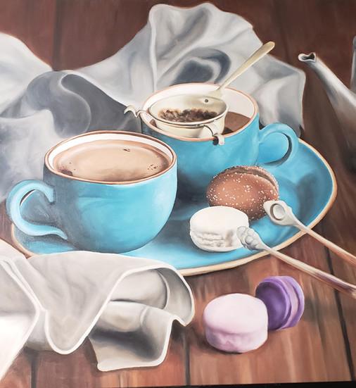 Coffee Macarons 2019