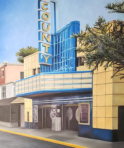 County Theater 2019