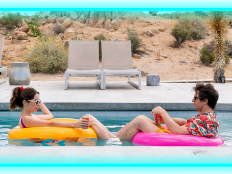 Palm Springs: a curious time-loop rom-com that doesn't disappoint.