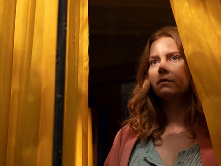 """""""The Woman in the Window"""" is a thriller…a gaspless thriller."""