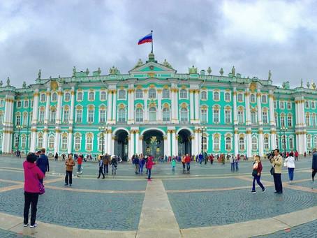 The top 5 spots to visit in Saint Petersburg