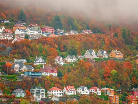 A Small tour through Bergen, Norway