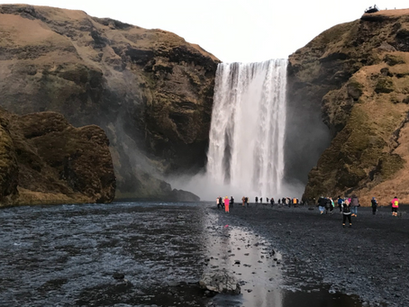 A Heart of Hollywood post COVID-19 traveling recommendation: The beauty of Iceland