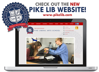 New Pike Lib Website Launched...