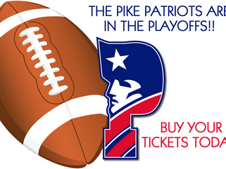 PLAS is in the Playoffs!  Buy Your Tickets TODAY!