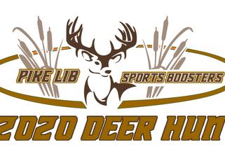 2020 PLAS Annual Deer Hunt