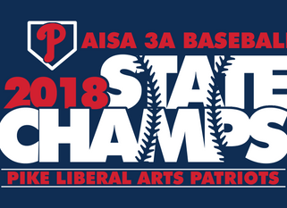 WE ARE STATE CHAMPS!