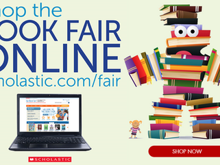 Shop the ONLINE Book Fair - SCHOLASTIC BOOKS