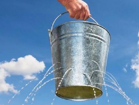 Well My Bucket's Got A Hole In It