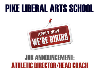 PLAS is accepting applications for position of Athletic Director & Head Football Coach