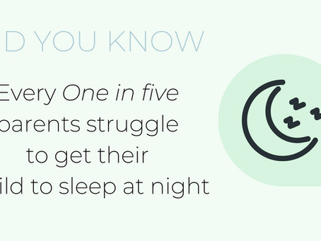 Is Your Child Struggling to Sleep? Here's Why!