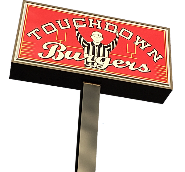 Touchdown Burgers in Enterprise, AL