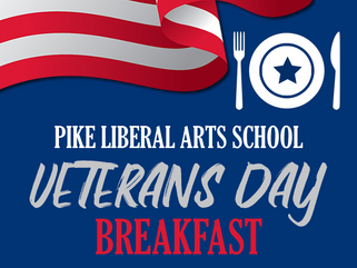 VETERANS DAY BREAKFAST...We salute our Veterans!