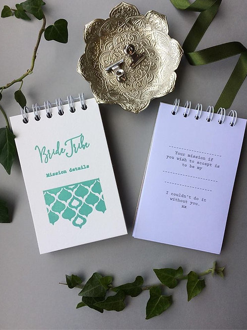 Bride Tribe Notebook