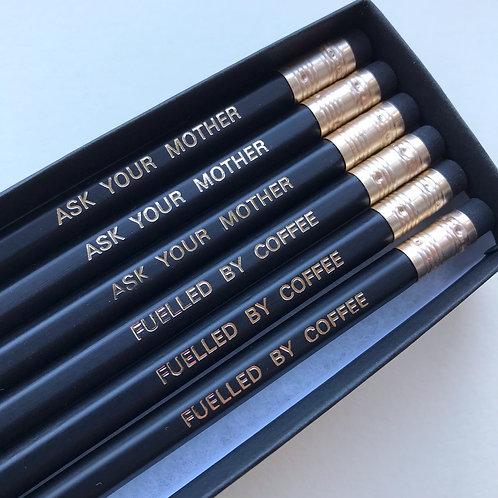 Dads pencils(Mixed box)
