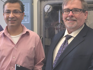 PIONEERS OF HOPE: Doug Oliver's Interview with Dr. Kapil Bharti, Ph.D., Principal Investigator f