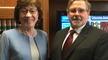 PIONEERS OF HOPE: Doug Oliver's Interview with U.S. Senator Susan Collins