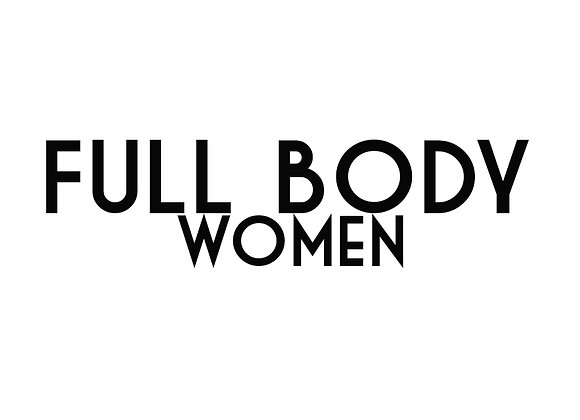 Full Body (Women)