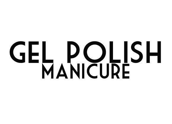 Gel Polish (Manicure)