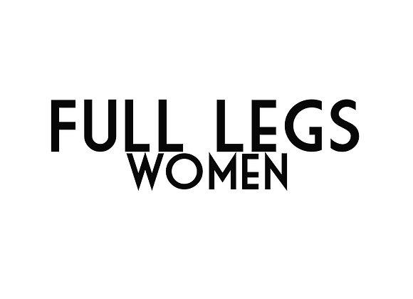 Full Legs (Women)