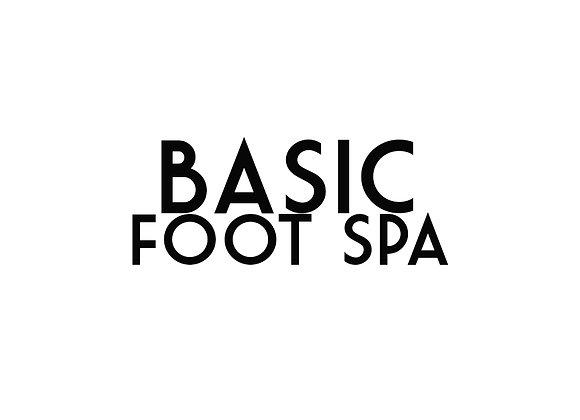 Basic Foot Spa