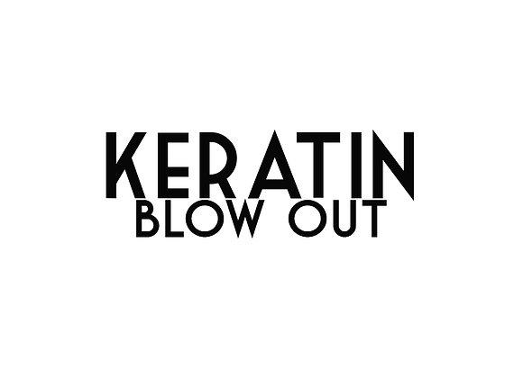 Keratin Blow Out