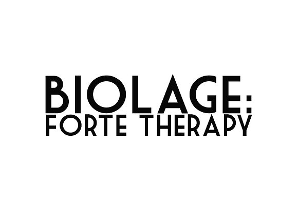 Biolage: Forte Therapy