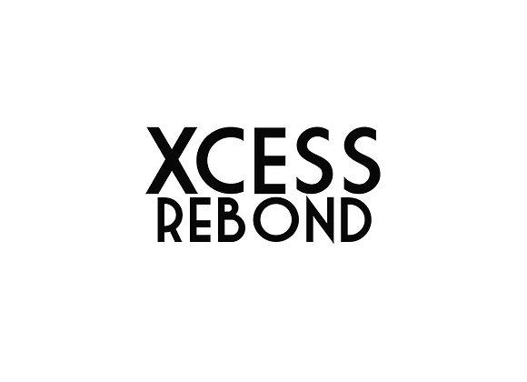 XCESS Rebond Opti Straight w/ Cellophane