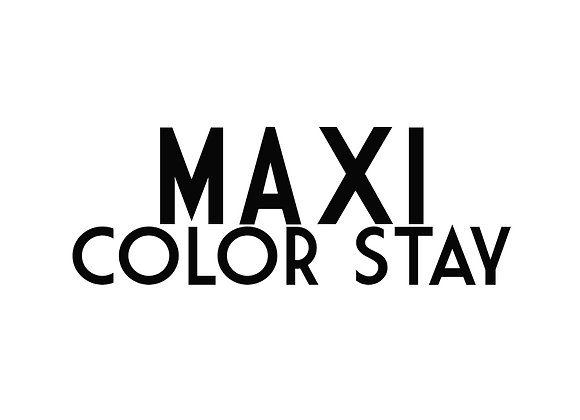 MaxiColor Stay