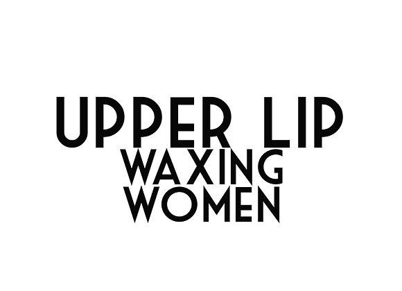 Upper Lip Waxing (Women)