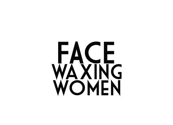 Face Waxing (Women)