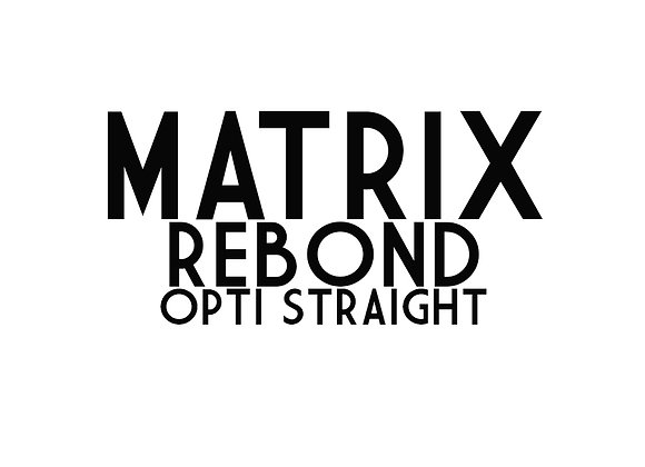 Matrix Rebond Opti Straight