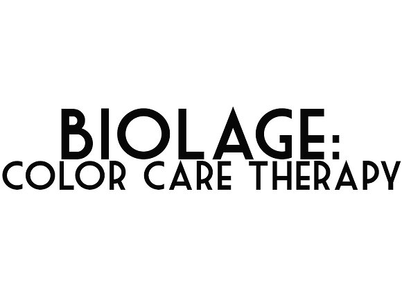 Biolage: Color Care Therapy
