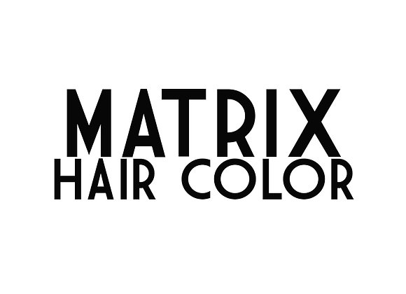 Matrix Hair Color