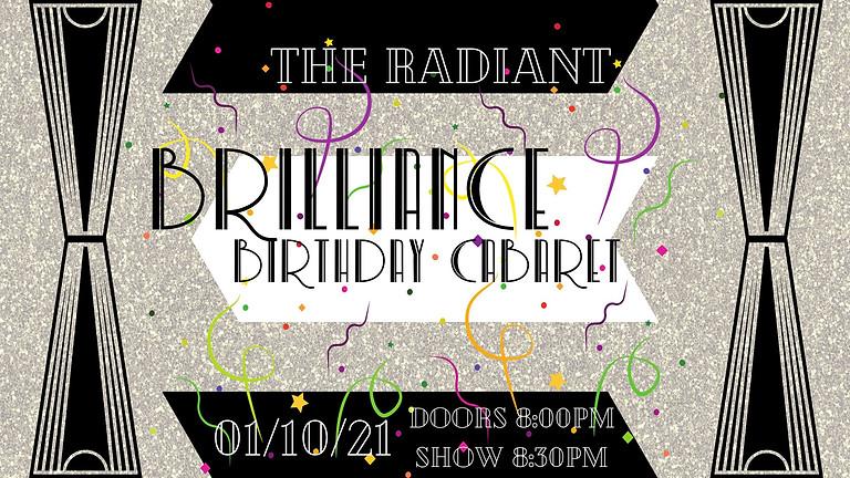 Brilliance Big Gay Libra Birthday
