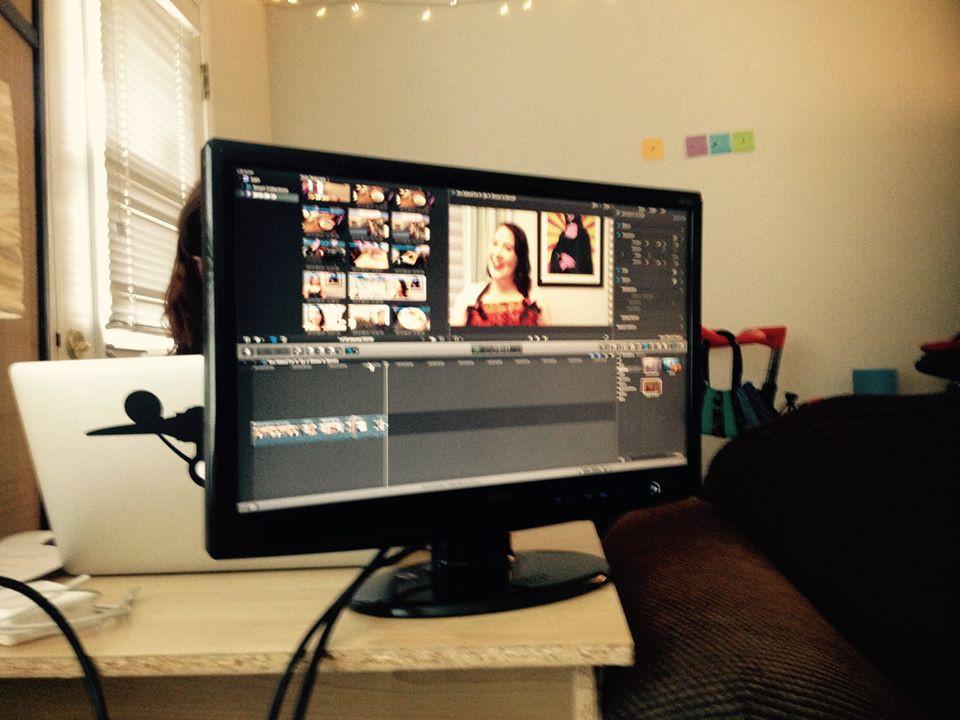 Editing In Progress