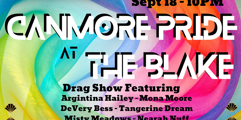 Canmore Pride - The Blake
