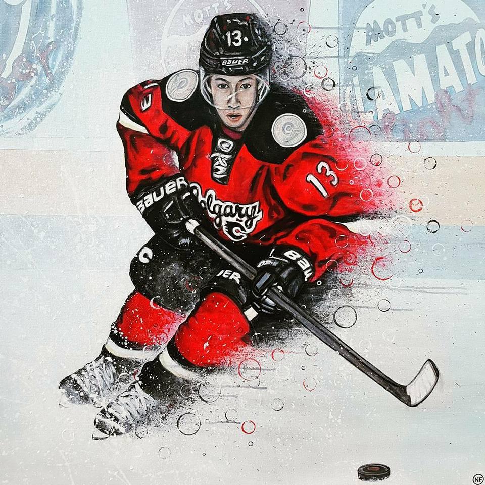 Naomi Fox - Johnny Hockey
