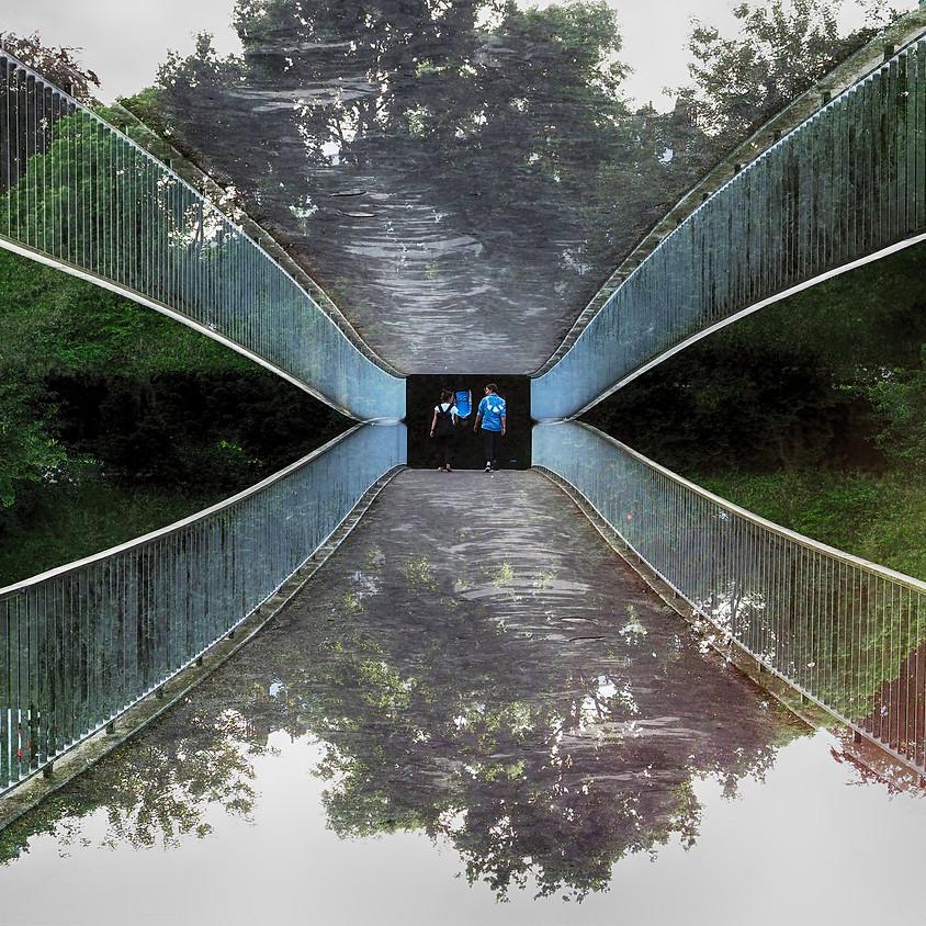 Projekt Doppelbelichtung - Dozentin Stefanie Matthiesen