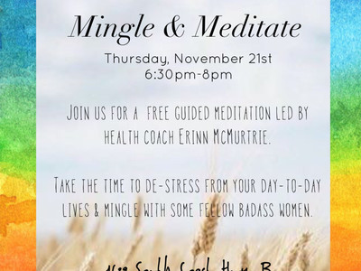 Free in-person Meditation