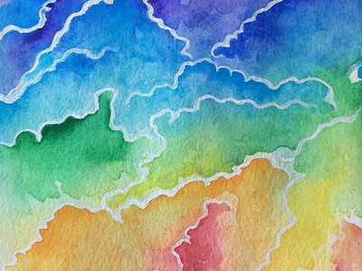 Rainbow Daydream.