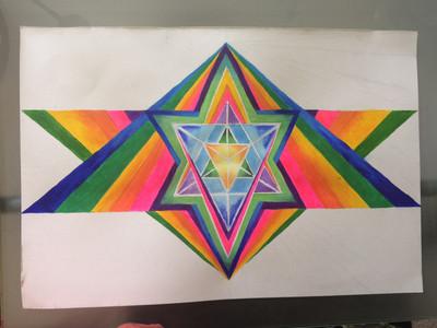 Art is one of my biggest teachers.