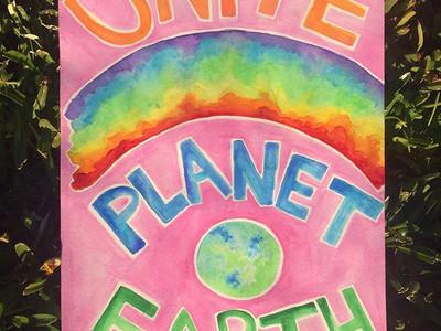 Unite Planet Earth.